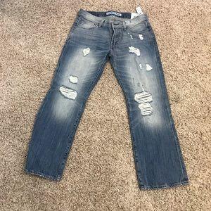 Express men's jeans